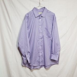 Michael Michael Kors non iron regular fit shirt